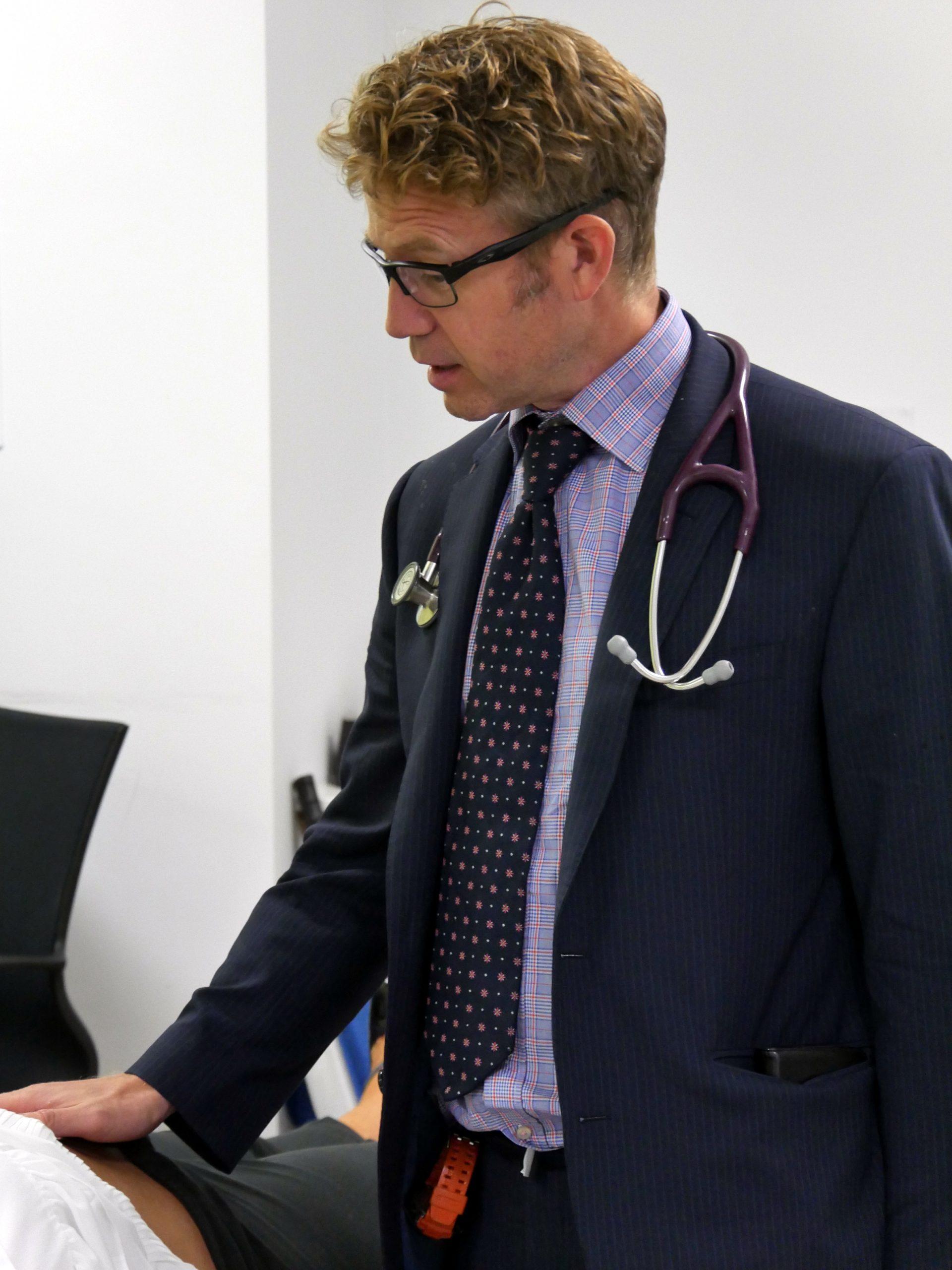 Dr Adrian Barnardo